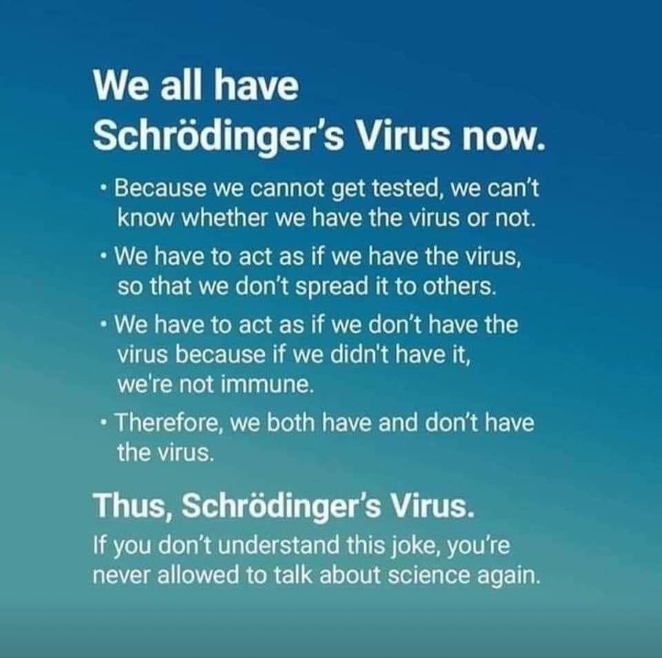 schrodinger virus